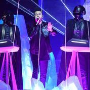 The Weeknd s'offre Daft Punk, Gesaffelstein et Skrillex pour son EP