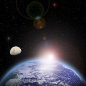 L'eau sur Terre a résisté à la formation de la Lune