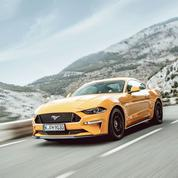 Ford Mustang : à la puissance dix