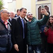 Italie : sur les terres de Luigi Di Maio, le Mouvement 5 étoiles attendu au tournant