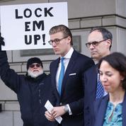 Première condamnation à Washington dans l'enquête russe
