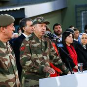 L'avenir de la Syrie en débat à Ankara