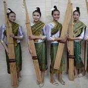 L'Unesco inscrit la musique laotienne du khen au patrimoine immatériel de l'humanité