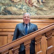 Gérard Larcher : «Je suis en total désaccord avec Macron sur la baisse de 30% de parlementaires»