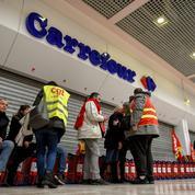 Accord en vue chez Carrefour