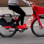 Uber se lance dans les vélos en libre-service
