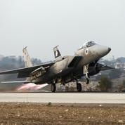 Moscou accuse Israël d'avoir frappé une base de l'armée de l'air syrienne