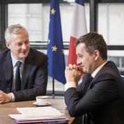 Le Maire et Darmanin: «Notre objectif est de réduire la dette dès cette année»