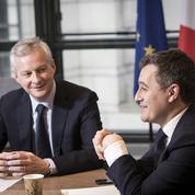 Darmanin et Le Maire annoncent un excédent budgétaire en 2022