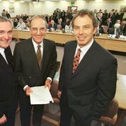 Le long chemin vers l'accord du Vendredi saint en Irlande du Nord