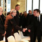 Abbé Grosjean : «Emmanuel Macron aux Bernardins, un discours qui engage»