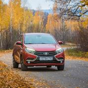 Renault repart de l'avant en Russie avec Avtovaz