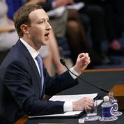 Le Congrès pousse Mark Zuckerberg dans ses retranchements