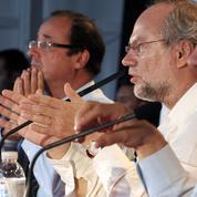 Livre de Hollande : quand le patron de Libé envoyait ses corrections à... Macron