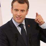 Interview d'Emmanuel Macron : dimanche, une émission pour président «bagarreur»