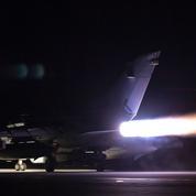 Frappes en Syrie : l'armée britannique assure avoir «joué un rôle important»
