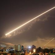 Frappes en Syrie : le récit en images et en vidéos