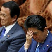 Japon : Shinzo Abe en difficulté sur tous les fronts