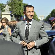 La France veut retirer sa Légion d'honneur à Bachar el-Assad