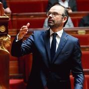 Édouard Philippe justifie les frappes en Syrie devant le Parlement