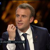 Interview de Macron : La lutte contre l'islam radical, «c'est un travail de reconquête»