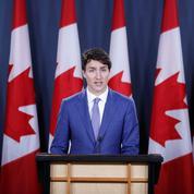Le déplacement scruté de Justin Trudeau dans l'Hexagone