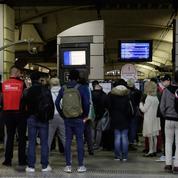 SNCF: la mobilisation a fléchi en ce septième jour de grève