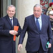 Révision constitutionnelle : Larcher et Rugy en colère contre l'exécutif