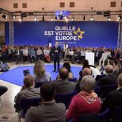 À Épinal, Macron lance sa croisade européenne auprès des citoyens