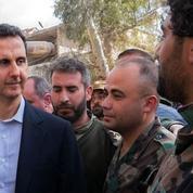 «Le retrait de la Légion d'Honneur ne fera sans doute ni chaud ni froid à el-Assad!»