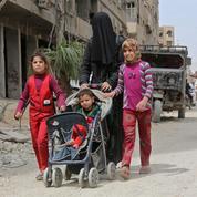 Attaque chimique en Syrie: la difficile mission des inspecteurs internationaux