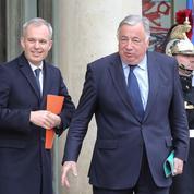 Réforme des institutions: la lettre de Larcher à Macron