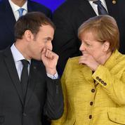 UE: le plan de Macron à l'épreuve de Berlin
