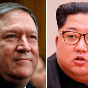 Le futur secrétaire d'État américain a secrètement rencontré Kim Jong-un