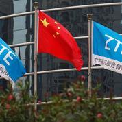 Les États-Unis ferment lemarchédestélécoms aux chinois