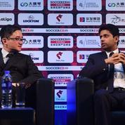 Le PSG signe un contrat juteux en Chine