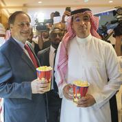 Pour le retour du cinéma en Arabie saoudite, une séance test avec Black Panther