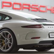 Dieselgate: sortie de route pour un dirigeant de Porsche