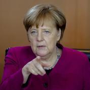 Merkel dénonce l'«autre antisémitisme» de certains réfugiés arabes