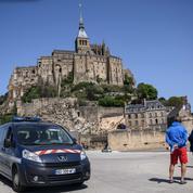 Mont-Saint-Michel : un homme soupçonné d'avoir proféré des menaces interpellé