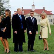 Emmanuel Macron aux États-Unis : les détails du dîner d'État de ce mardi