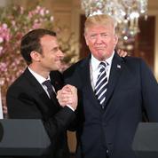 Trump et Macron plaident pour un «nouvel» accord avec l'Iran
