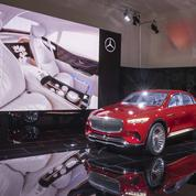 Vision Mercedes-Maybach Ultimate Luxury, la Chine vue d'Allemagne