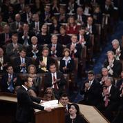 Iran, climat, nationalisme : ce qu'il faut retenir du discours de Macron devant le Congrès