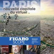 Paris, capitale du virtuel, devient Blade Runner -sur-Seine