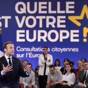 «La construction européenne consacre le triomphe du vide stratégique»