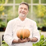 Voyage culinaire dans l'Eurostar avec Raymond Blanc