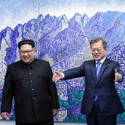 Rencontre historique entre les deux Corées