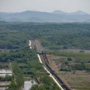Les espoirs de Daesungdong, village fossile entre les deux Corées