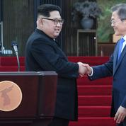 Les deux Corées s'engagent à la dénucléarisation de la péninsule